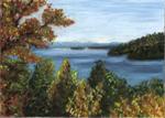 Fall in Alton Bay